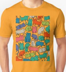 Cool Cats Unisex T-Shirt