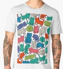 Cool Cats Men's Premium T-Shirt