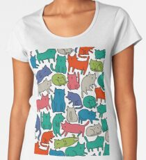 Cool Cats Women's Premium T-Shirt