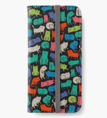 Cool Cats iPhone Wallet/Case/Skin
