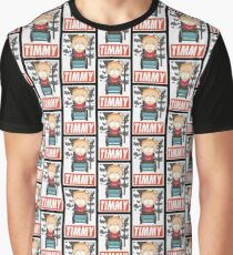 -SOUTH PARK- Timmy  Graphic T-Shirt