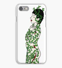 Vine Growth in Body iPhone Case/Skin