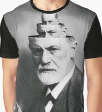 The mind of Freud Graphic T-Shirt