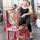 Lady's Got Rhythm by phil decocco