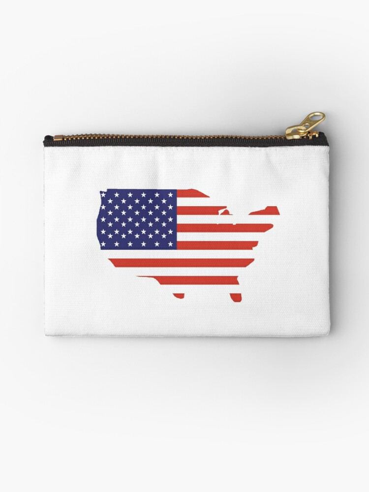 American Flag Country Outline America Americana Stars Stripes USA