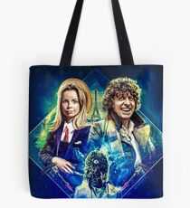 City of Death Cover - textless Tote Bag