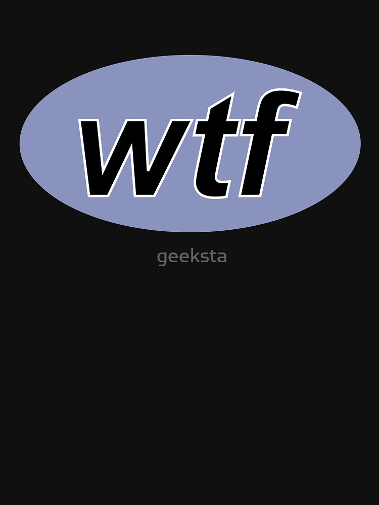 wtf PHP - Black/White/Purple Design to Tease PHP Programmers by geeksta