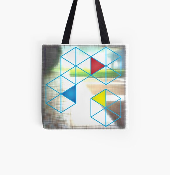 The Fountain All Over Print Tote Bag