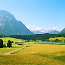 Bavaria Farmland by kevin smith  skystudiohawaii