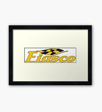 Fiasco!  Framed Print