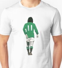 Northern Ireland's Gorgeous George Best T-Shirt