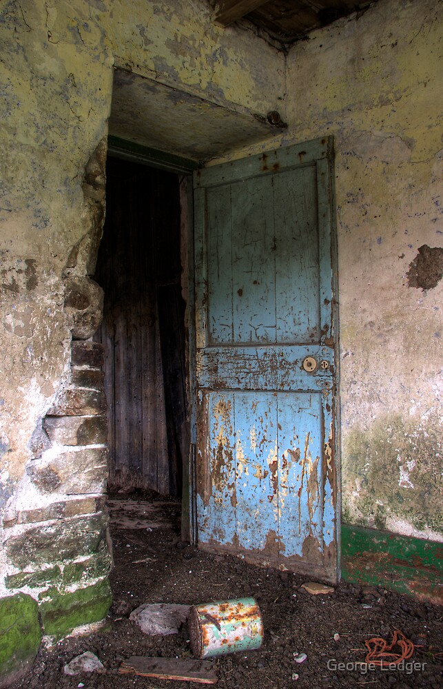 The Blue Door by George Ledger