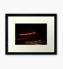 Crazy City 53 Framed Print
