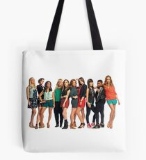 All of the Barden Bellas - Pitch Perfect 2 Tote Bag