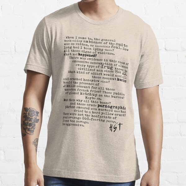 Thompsons Typewriter Essential T-Shirt