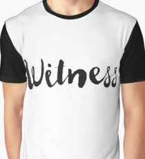 witness Graphic T-Shirt