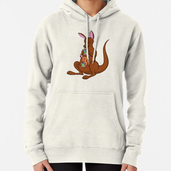 We like our drinks in a pouch Pullover Hoodie