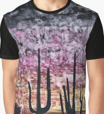 Desert cactuses Graphic T-Shirt