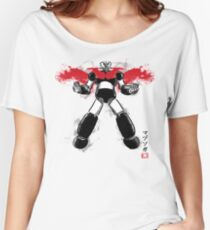Mecha Origins Women's Relaxed Fit T-Shirt