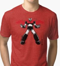 Mecha Origins Tri-blend T-Shirt