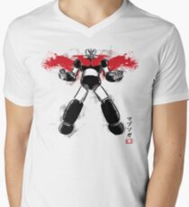 Mecha Origins Men's V-Neck T-Shirt
