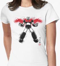 Mecha Origins Women's Fitted T-Shirt