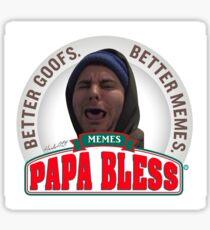 H3H3 Ethan Papa Bless Sticker