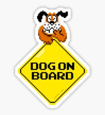 Dog on Board 3 Sticker