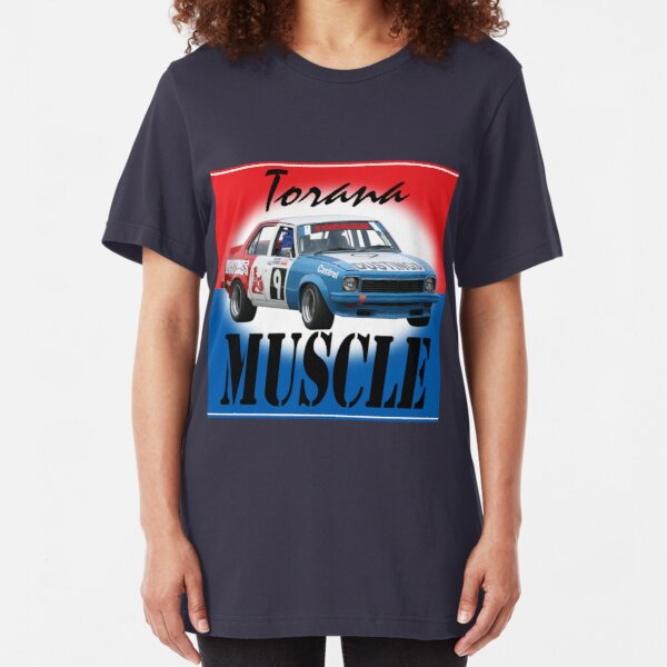 Torana Muscle car Slim Fit T-Shirt