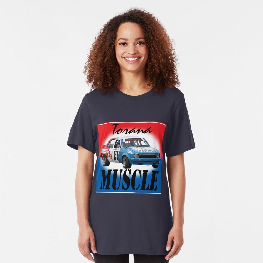 Torana Muscle car Slim Fit T-Shirt