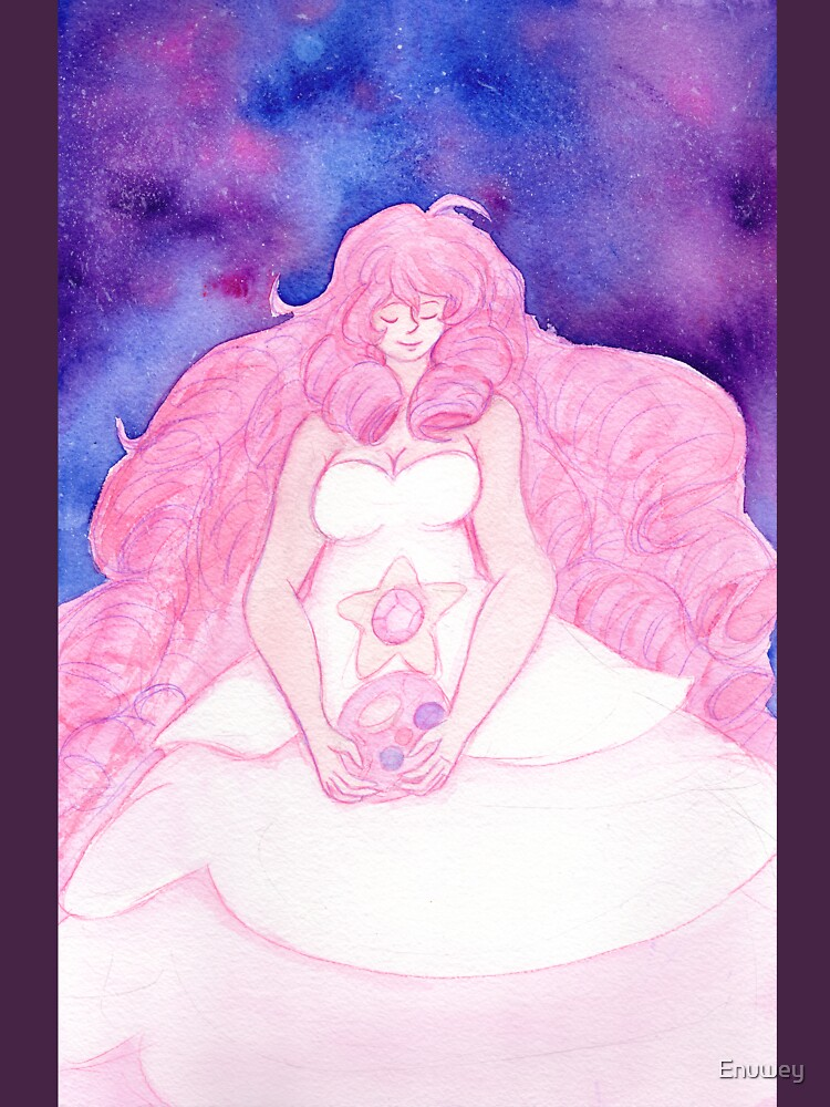 Rose Quartz by Enuwey