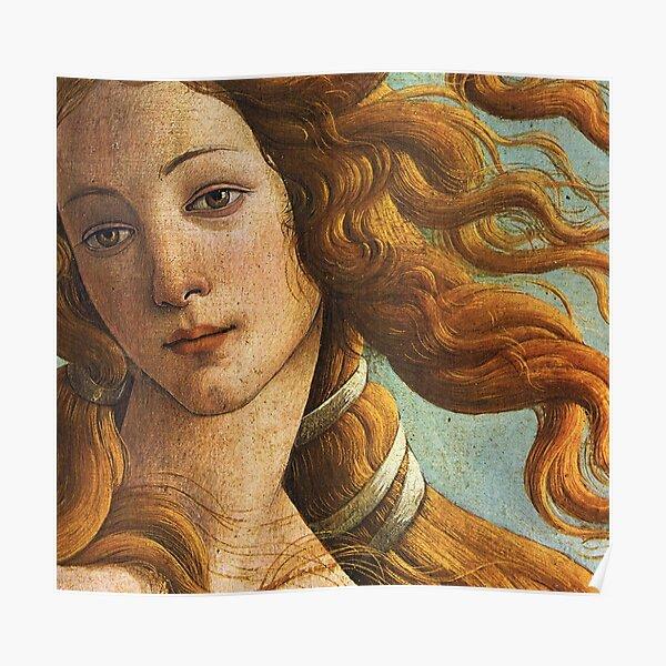 Birth of Venus - Botticelli  Poster