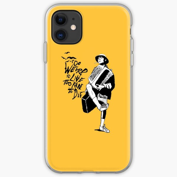 Weird and Rare - Fear Loathing Vegas iPhone Soft Case