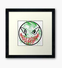 Gotham Joker Framed Print