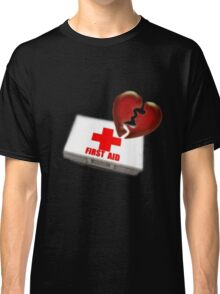 My heart is Damaged Classic T-Shirt