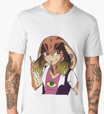 Peppy Snake girl Men's Premium T-Shirt