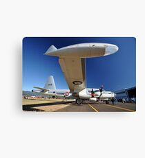 Lockheed Neptune @ Albion Park Airshow 2012 Canvas Print