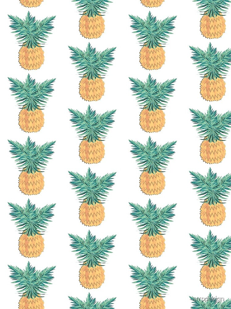 Pineapple by arrpdesign