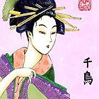 « Elegance Utamaro » par chidori