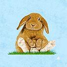 Bunny by . VectorInk