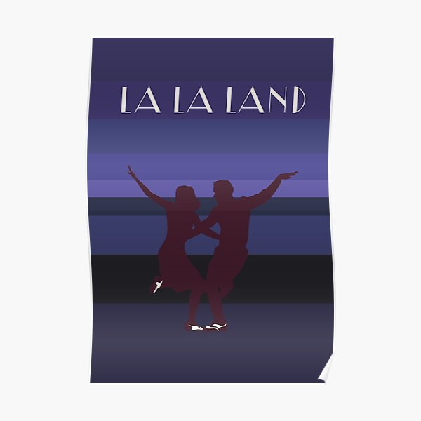 Lalaland Póster