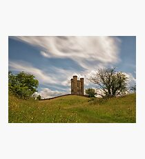 The Tower at Broadway Photographic Print