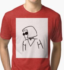 Matilda - Leon the Professional Tri-blend T-Shirt