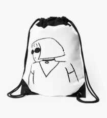Matilda - Leon the Professional Drawstring Bag