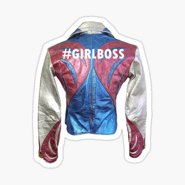 #GIRLBOSS Sticker