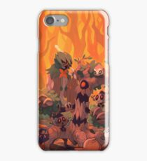 Ghosts in the Woods iPhone Case/Skin