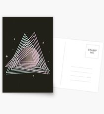 Ceres abstract space Postcards