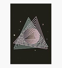 Ceres abstract space Photographic Print