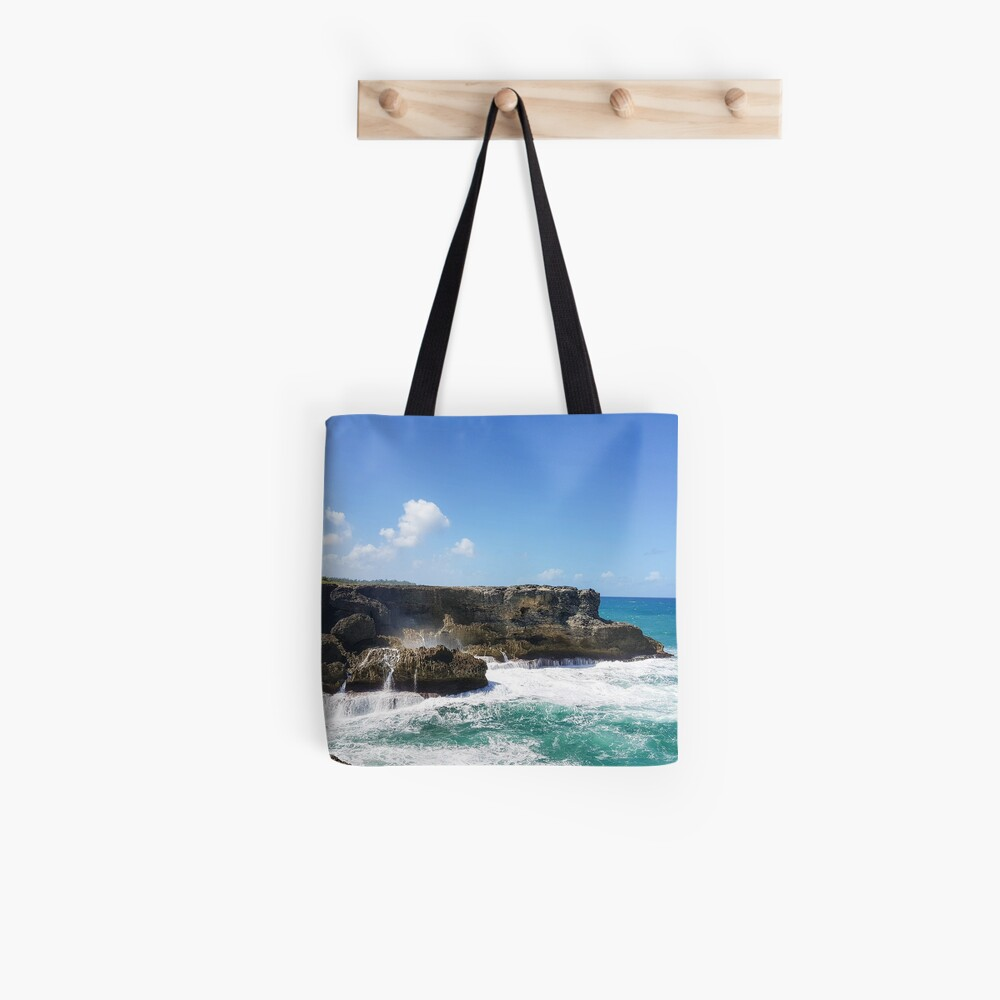 North Point Barbados Tote Bag