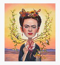 El Corazon de Frida Photographic Print